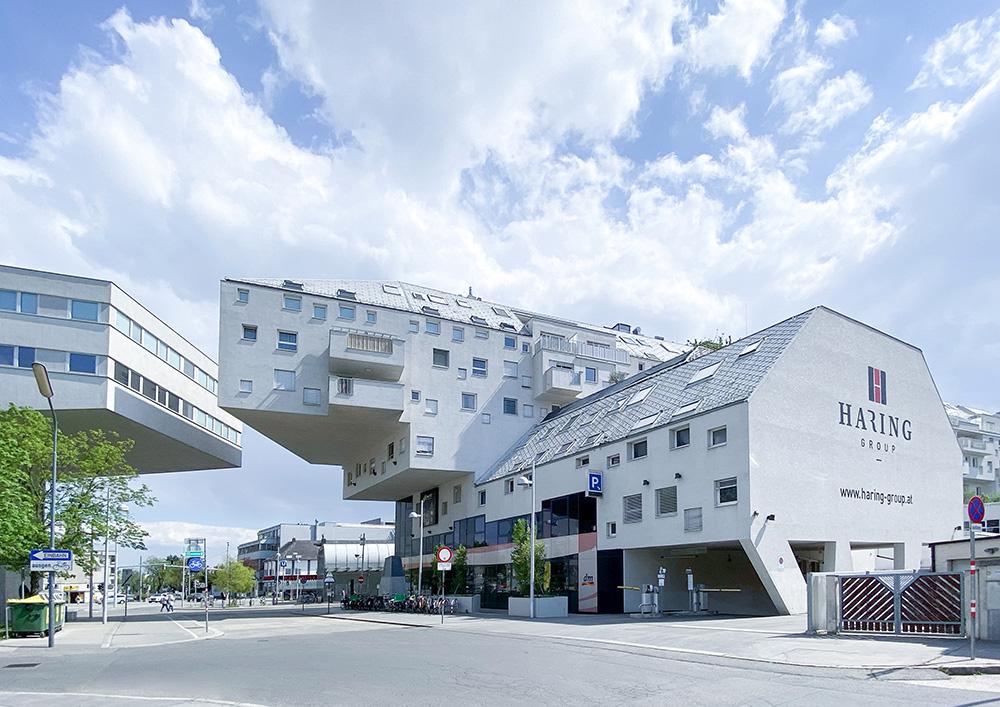 Zentrale Haring Group - Wien 22